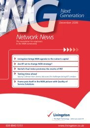 Network News - Livingston