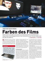 farben des films - color me up!