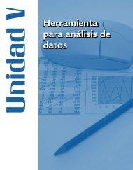 Herramienta para análisis de datos Herramienta para análisis de ...