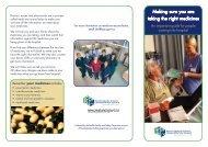 Medicine Reconciliation Pamphlet for Patients (1.1 ... - Hqsc.govt.nz