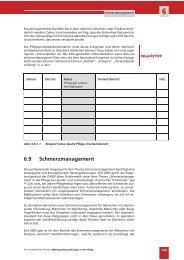Kapitel Schmerzmanagement (Seiten 113-125) - Mensch und Medien