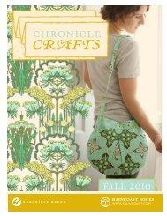 Chronicle CRAFTS - Raincoast Books