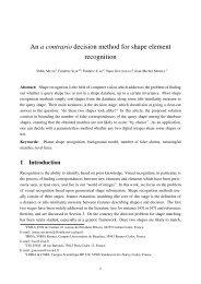 An a contrario decision method for shape element recognition - Sites ...