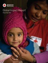 Global Impact Report - American Red Cross