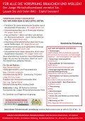 KMU-Gipfel - Junger Wirtschaftsverband - Seite 2
