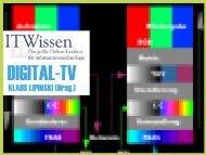 DIGITAL-TV Weitere Top-Infos unter ITWissen.info 1 - Media-Schmid