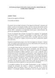 9. Investigação qualitativa e quantitativa - Universidade da Madeira
