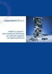 Neofer® pe Sprox - Magnetfabrik Bonn