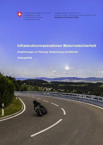 Infrastrukturmassnahmen Motorradsicherheit - FEMA