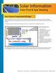 Solar Information - SunMaxx Solar - Page 4
