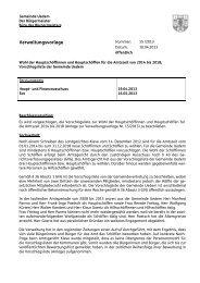 Verwaltungsvorlage 15-2013.pdf - Gemeinde Uedem