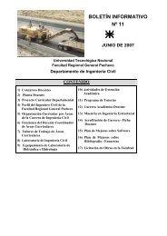 11 BOLETÍN INFORMATIVO N° 11 FINAL - UTN FRGP - Universidad ...