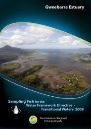 Gweebarra estuary report 2009 - Inland Fisheries Ireland