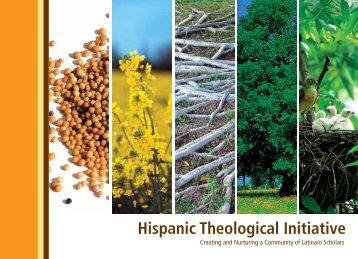 Hispanic Theological Initiative - Princeton Theological Seminary