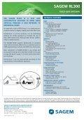 SAGEM RL300 - Page 2