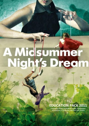A Midsummer Night's Dream - Headlong Theatre