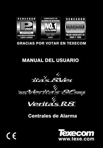 Spanish Veritas Series User Guide - Alert Electrical