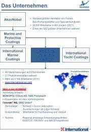 Flyer International - Fero-tekT AG