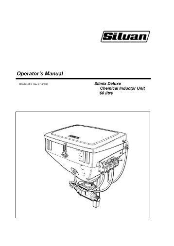 silmix 60l - Silvan Australia