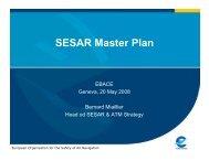 SESAR Master Plan