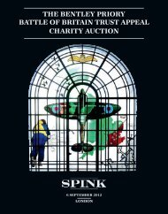 bentley priory - Spink