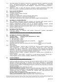 BEZPEČNOSTNÍ LIST (v souladu s nařízením ES 1907 ... - Novato - Page 3