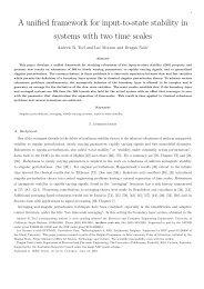 Publication co-authored with D. Nesic and L. Moreau (PDF file)