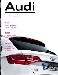 Descarcati Audi Magazine