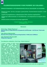 Scarica la Brochure informativa - Infobuildenergia.it
