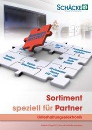 Unterhaltungselektronik - Home - GS Elektro
