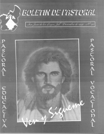 directorio de la pastoral educativa - Diócesis de San Juan de los ...