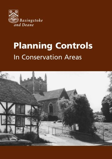 Planning Controls - Basingstoke and Deane Borough Council