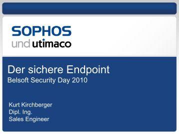 Der sichere Endpoint