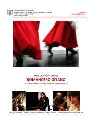 Progetto Romancero Gitano - Coro Luigi Gazzotti