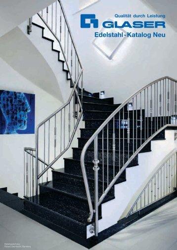 Edelstahl-Katalog Neu