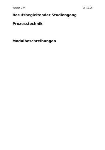 Berufsbegleitender Studiengang - Rhein-Erft-Akademie