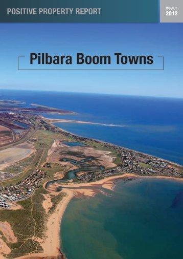 Pilbara Boom Towns - aussiehome.com