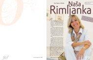 Ana Kapor, slikarka - Magazin