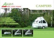 campers . caravans . motorhomes - Aussiehome