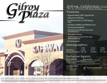 Gilroy, California - Prime Commercial