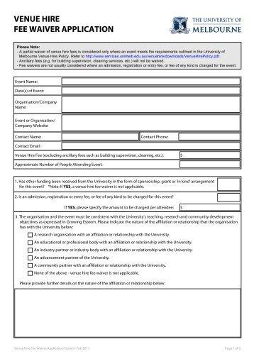 CSU $55 Application Fee Waiver Form