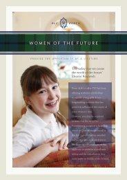 PLC Foundation Scholarship - Aussiehome