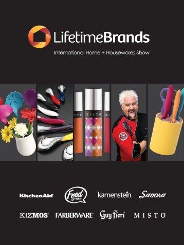 Guy Fieri - Lifetime Brands