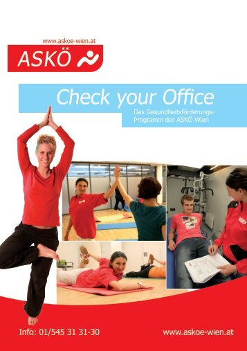 Check your Office - ASKÖ Wien