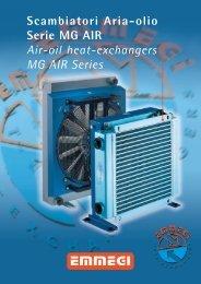 Technical Data - Emmegi Heat Exchangers