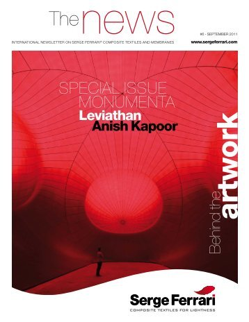 Leviathan - Ferrari Architecture - Serge Ferrari