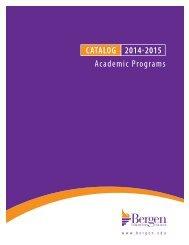 2013-14 Catalog-AcademicProg