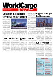 WCN Front Page Sept - WorldCargo News Online
