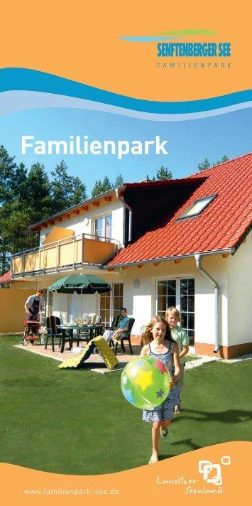 Familienpark - Erholungsgebiet Senftenberger See