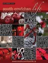 REGULAR - South Cowichan Life